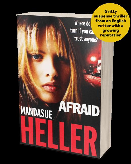 Paperback-Heller-Afraid