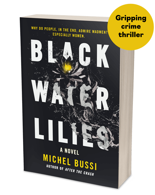 Paperback-Bussi-Black_Water_Lilies